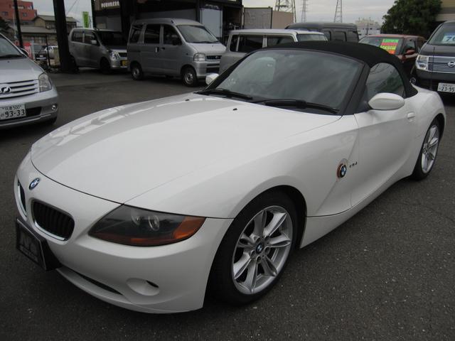 BMW 2.5i 黒革シート
