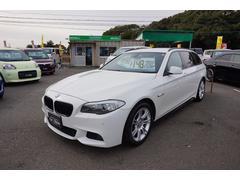 BMW523iツーリング Mスポーツパッケージ地デジTV