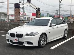 BMW523iツーリングMスポーツパッケージ 純正HDDナビ地デジ