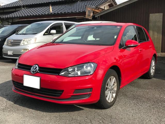 「フォルクスワーゲン」「VW ゴルフ」「コンパクトカー」「福岡県」の中古車
