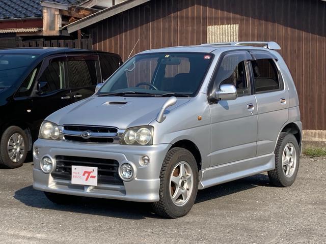 ダイハツ テリオスキッド キスマークX 4WD AT AC 純正アルミ キーレス 4名乗り 電動格納ミラー CD・MDオーディオ