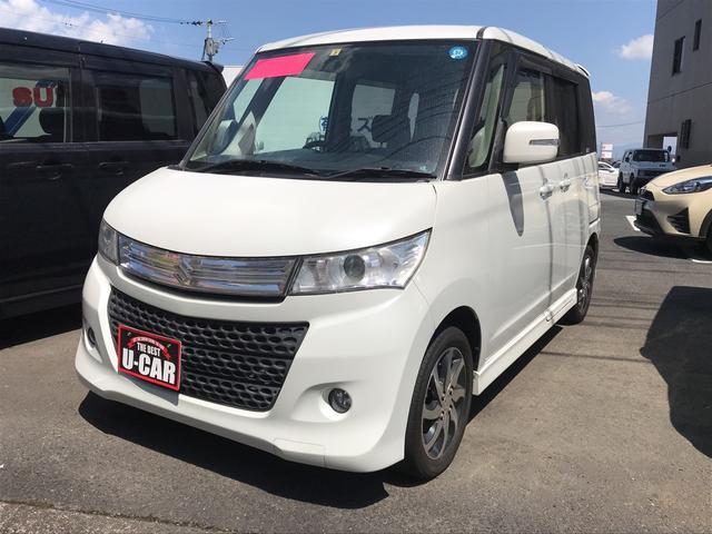 スズキ XS TV ナビ 軽自動車 パールホワイト CVT AC