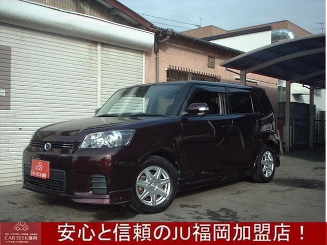 トヨタ 1.5G エアロツアラー チョコレート 2年保証