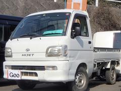 ハイゼットトラックスペシャル 3方開 4WD 5速MT エアコン 自社保証