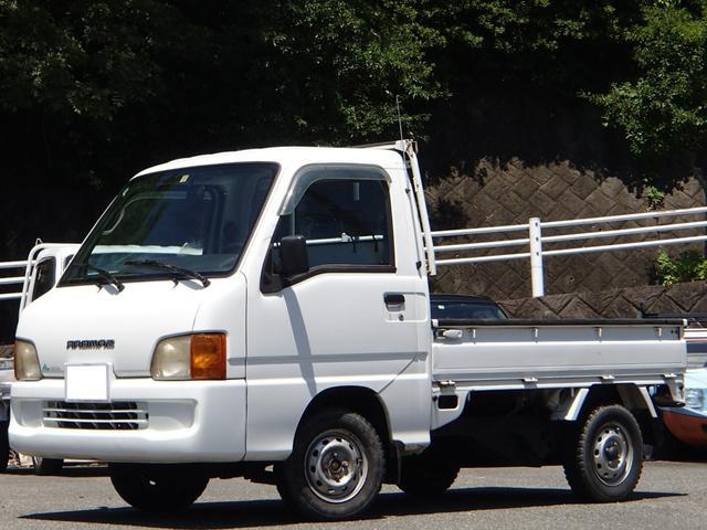 スバル TC 4WD マニュアル 3方開 エアコン