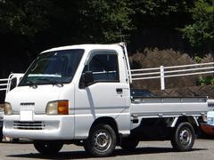 サンバートラックTC 4WD マニュアル 3方開 エアコン