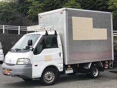 ボンゴトラックDXロング ダブルタイヤ ディーゼルターボ アルミバン