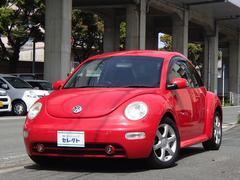 VW ニュービートルベースグレード CD ETC キーレス 革シート