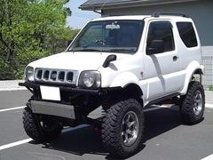 ジムニーワイドJZ  4WD リフトUP デフロック ナビTV