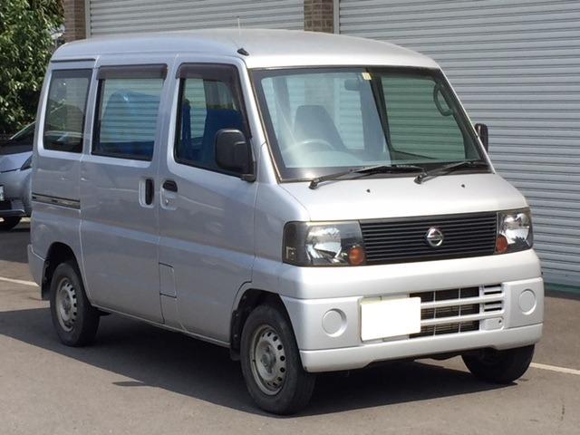 日産 DX ハイルーフ 4WD