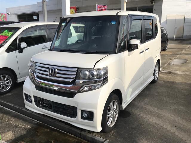 「ホンダ」「N-BOXカスタム」「コンパクトカー」「佐賀県」の中古車