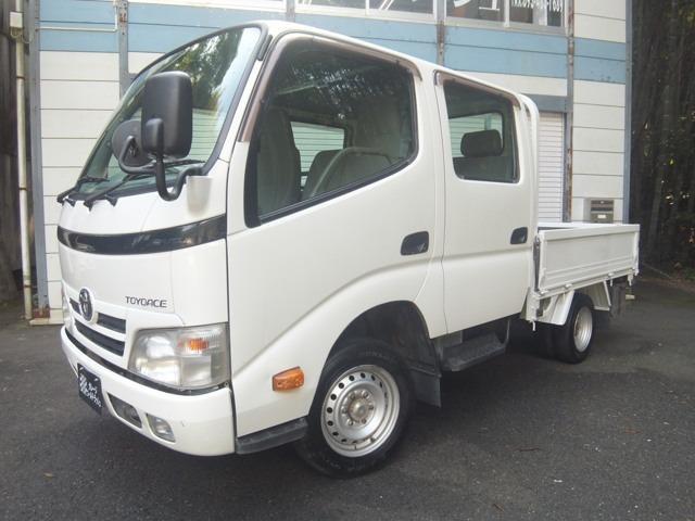 トヨタ Wキャブロングジャストロー ディーゼル 5MT