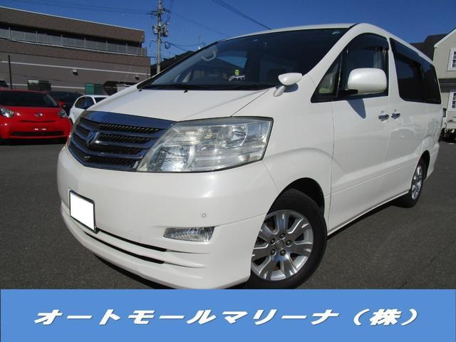 トヨタ AX Lエディション アルパインHDDナビ テレビ ETC