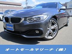 BMW435iクーペ スポーツ ワンオーナー レザー ナビ テレビ