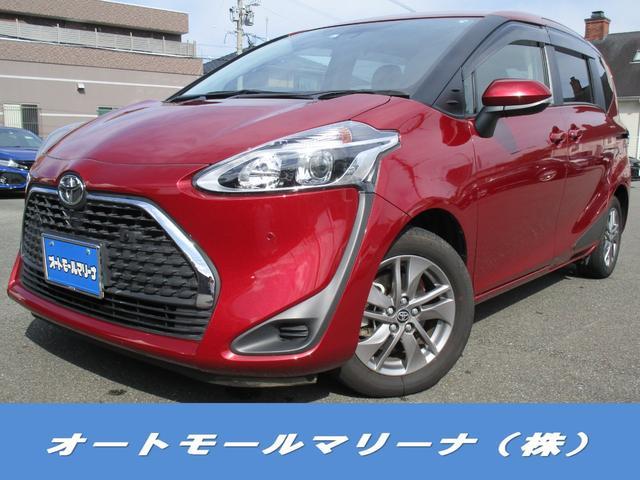 トヨタ ファンベースG ワンオーナー ナビ テレビ Bモニター
