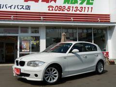 BMW116i 当店買取車