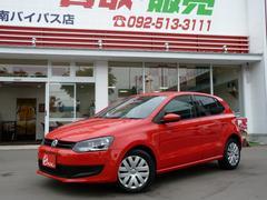 VW ポロ1.4 コンフォートライン 禁煙車 当店買取車