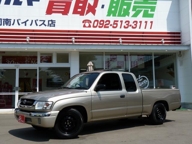 トヨタ エクストラキャブ 最終モデル サンルーフ タイミングチェーン