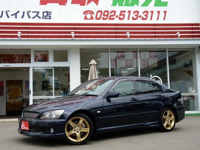 トヨタ RS200クオリタート モデリスタ限定モデル