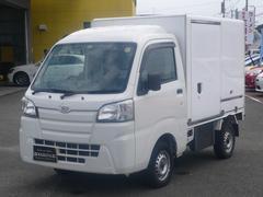 ハイゼットトラック冷蔵冷凍車