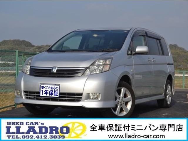 トヨタ L 左側電動スライドドア ナビ オートエアコン 1年保証付き