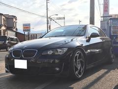 BMW335iカブリオレ HDDナビ スマートキー HIDライト