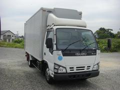 エルフトラック標準ロングアルミバン 2トン積