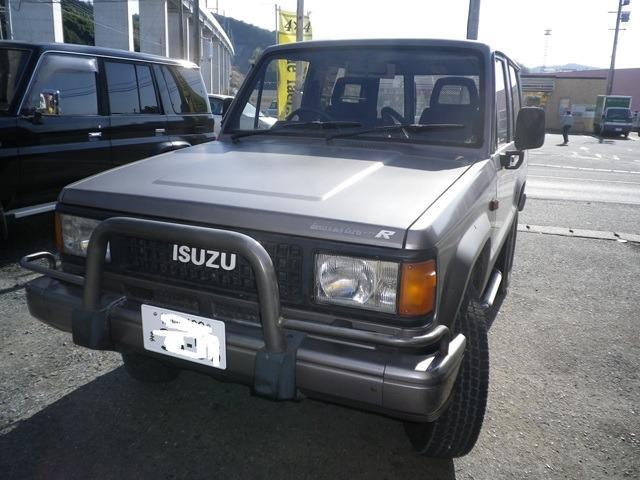 いすゞ イルムシャーR ショート ディーゼルターボ 4WD