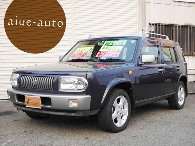 日産 ft タイプS 純正アルミ 4WD