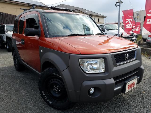「ホンダ」「エレメント」「SUV・クロカン」「福岡県」の中古車