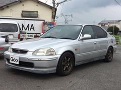シビックフェリオSi B16A 5速MT マフラー 車高調