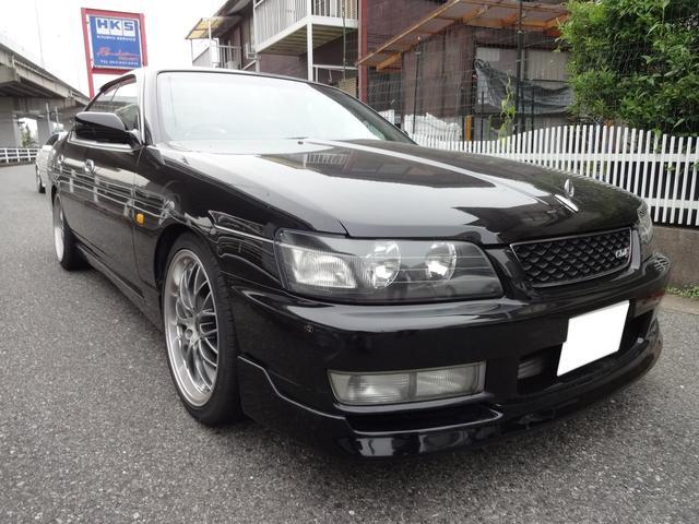 日産 S 2.5ターボ換装 MT載換 車高調 インタークーラー