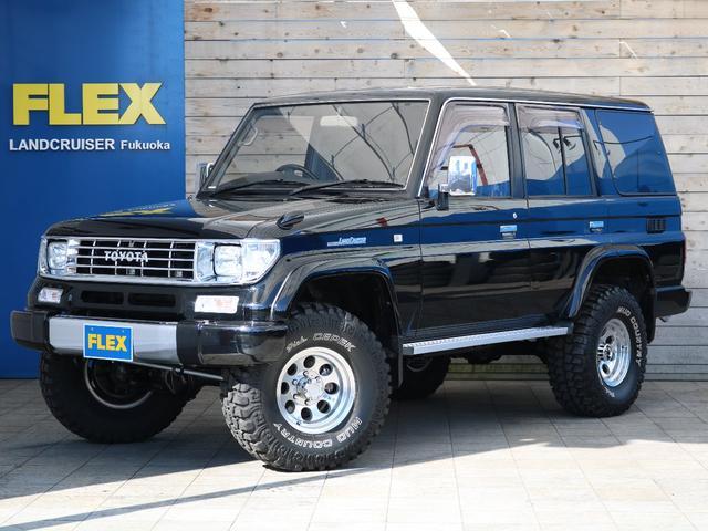 トヨタ SXワイド ディーゼルターボ 4WD