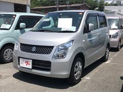ワゴンRFX ナビ 軽自動車 5MT エアコン 4人乗り キーレス