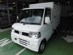 クリッパートラック冷蔵冷凍車 −5℃設定 オートマ 両側スライドドア