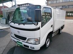 トヨエース1.5t冷蔵冷凍車 −22℃設定 ディーゼル オートマ車