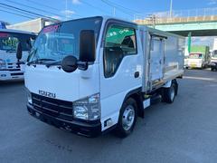 エルフトラック1.5トン低温冷蔵冷凍車 サイドドア