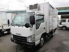 エルフトラック2t低温冷蔵冷凍車4WD スタンバイ バックカメラ