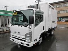 エルフトラック1.75トンセミロング低温冷蔵冷凍車 スタンバイ ETC