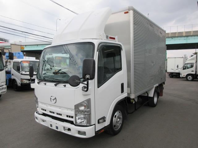 マツダ 2トンセミロングアルミバンバックカメラ 普通免許対応車