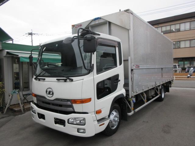 UDトラックス 3.15トンアルミウィング ETC