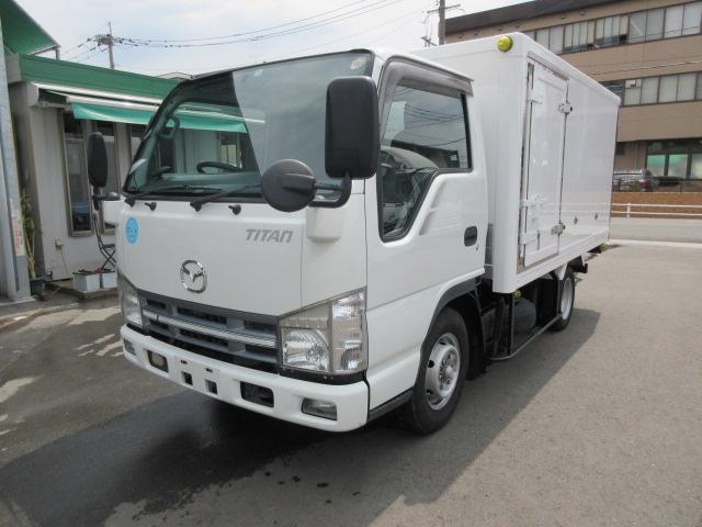 マツダ 1.5トン蓄冷式冷凍車 オートマ サイドドア ETC