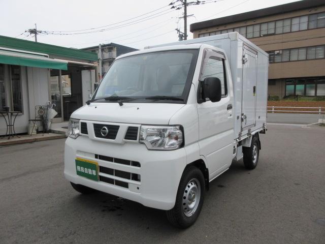 日産 -5℃設定冷蔵冷凍車 オートマ