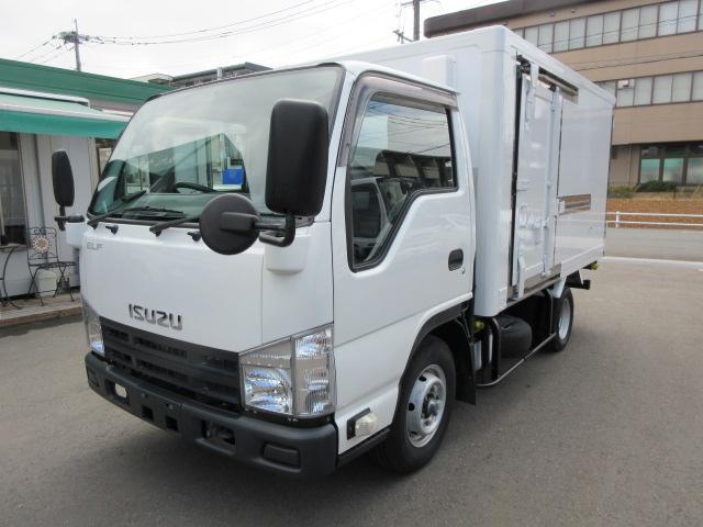 いすゞ 1.5トン低温冷蔵冷凍車 -30℃設定 ETC