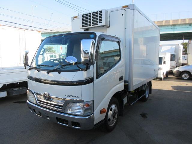 トヨタ トヨエース 2トンー32℃設定低温冷凍車 バックカメラ 総重量5トン未満