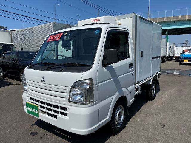 三菱 -5度設定冷蔵冷凍車 ナビ テレビ ドラレコ オートマ