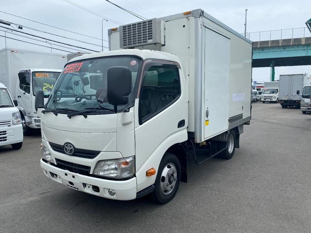 トヨタ 2トン低温冷凍スタンバイ オートマ バックカメラ ドラレコ