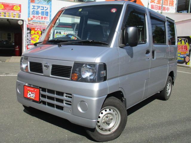 日産 DX 5速マニュアル車