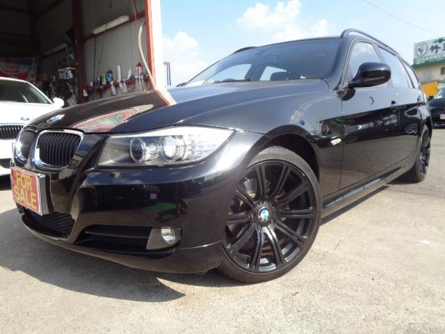 BMW 320iツーリング スタイルエッセンスHDDナビバックカメラ