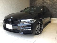 BMW523d Mスポーツ ハイライン HUD レザーシート